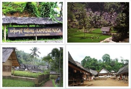 Foto Kampung Naga lengkap